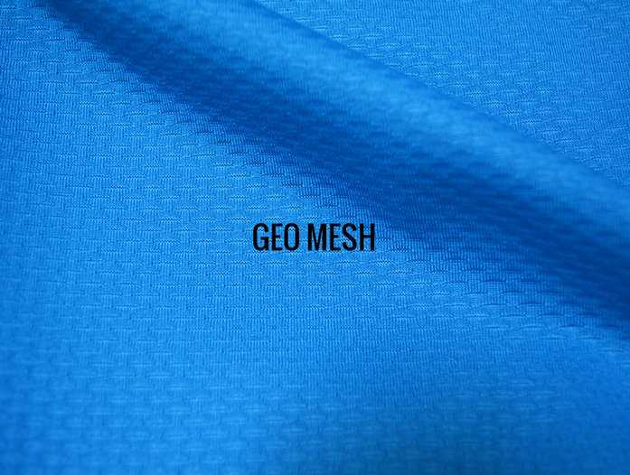 """GEO MESH""   I   Shirt / Jacket / Q-ZIP Fabric"