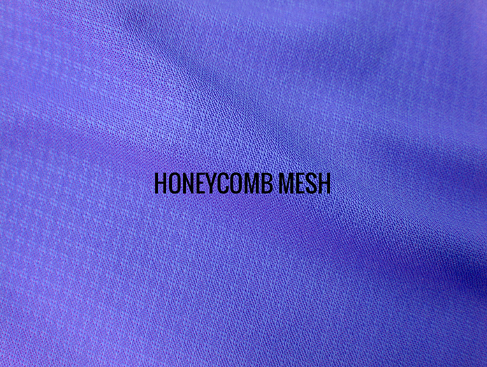 """HONEYCOMB MESH""   I   Shirt Fabric"