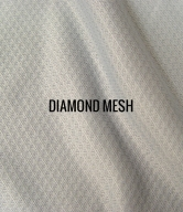 """DIAMOND MESH""   I   Shirt Fabric"