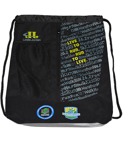 840d02ac73 Drawstring Backpacks (Custom Orders Starting at 500) - Leslie ...