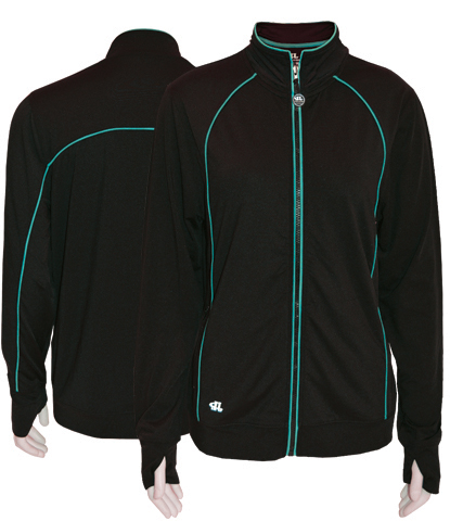 29346a1903e Mens Style #V300ZTH Womens Style #V700ZTH Viva! Sport Jacket Full zip thru  collar jacket in Poly/Spandex 4-way stretch fabric for smooth and flexible  wear.